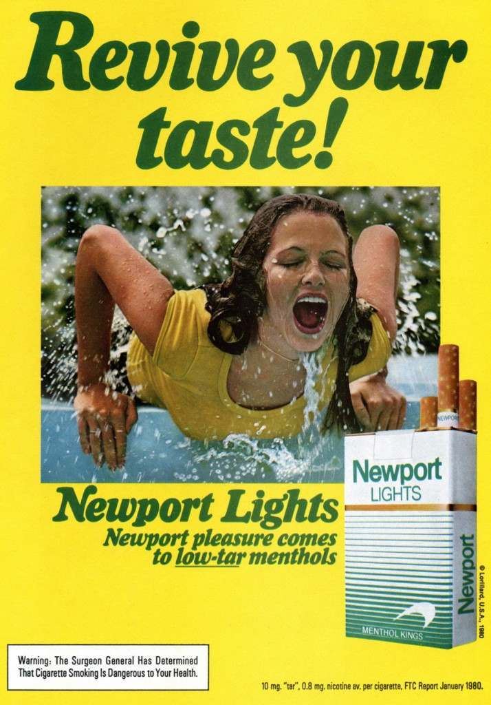 Alive With Pleasure! Insanely Sexual Newport Adverts of the 1970s-80s