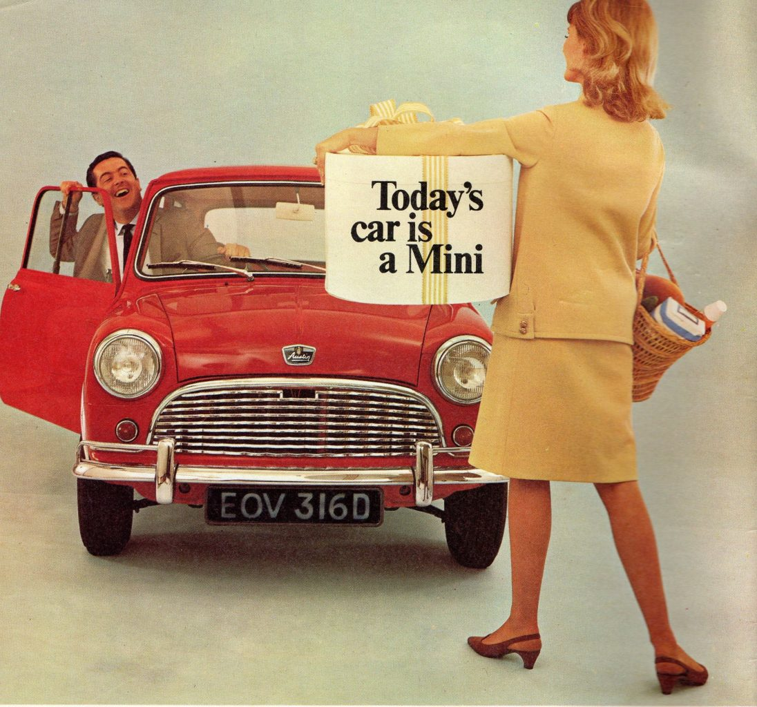 Eighteen Brilliant Mini Adverts 1959 – 1989
