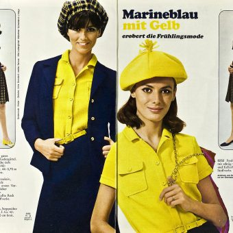 Schöne Frau! Far-Out German Fashions of 1966-1968