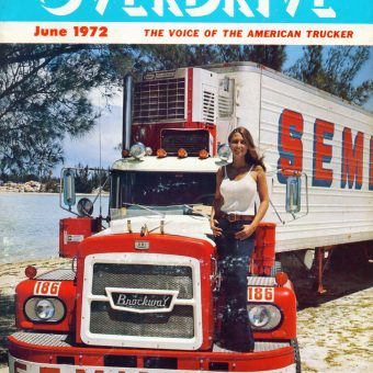 Overdrive Magazine (1972-1973): Voice of the American Trucker