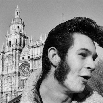 Retro Rockabilly Gangs Of 1980s France