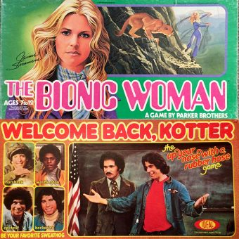 15 TV Show Board Games of the 1970s