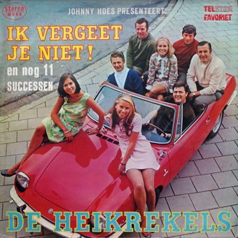Vehicular Vinyl: 25 Vintage Records Featuring Cars