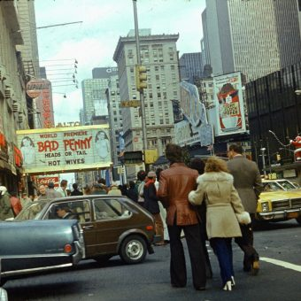 Great Snapshots of New York in 1978 by a Soviet Aeroflot Pilot
