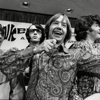 In 1977 Mike Nesmith Fooled The World: When The Monkees Sold More Records Than The Beatles and Rolling Stones Combined