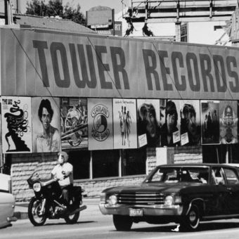 The Rise And Fall Of Tower Records