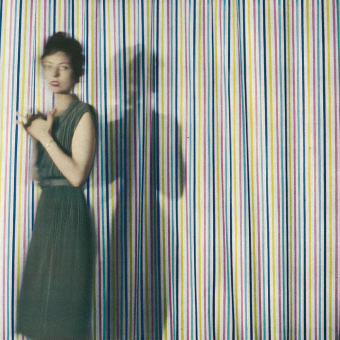 Blurred By Movement: Kenneth Garland's Furnishing Fabrics And Wallpaper (1961, 1964)