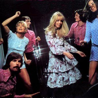 50 Random Pictures of People Dancing in the 1960s-1970s