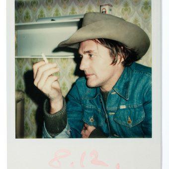 Wim Wenders' Polaroid Diary (1973 – 1983)
