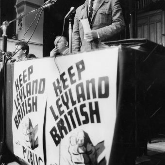 Derek 'Red Robbo' Robinson and the Fall of British Leyland