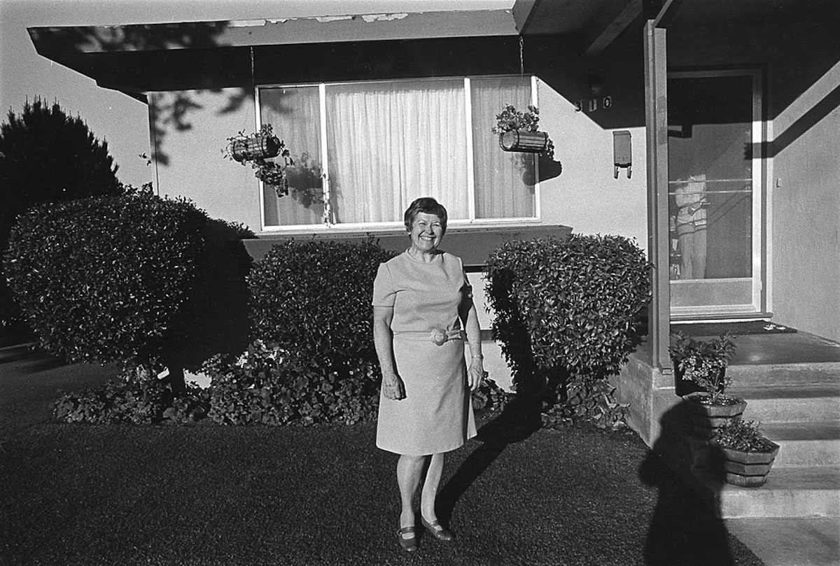 Mrs. Kilpatric, 1973 Mike MandelSan Francisco