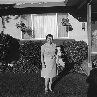 A Year With Mrs. Kilpatric: In 1973 A San Francisco Housewife Became Mike Mandel's Muse