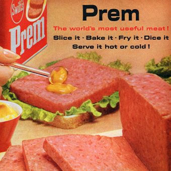 Meat in a Can: SPAM and Other Potted Meat Ads from the 1960s